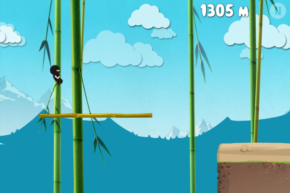 Screenshot Run Ninja Run