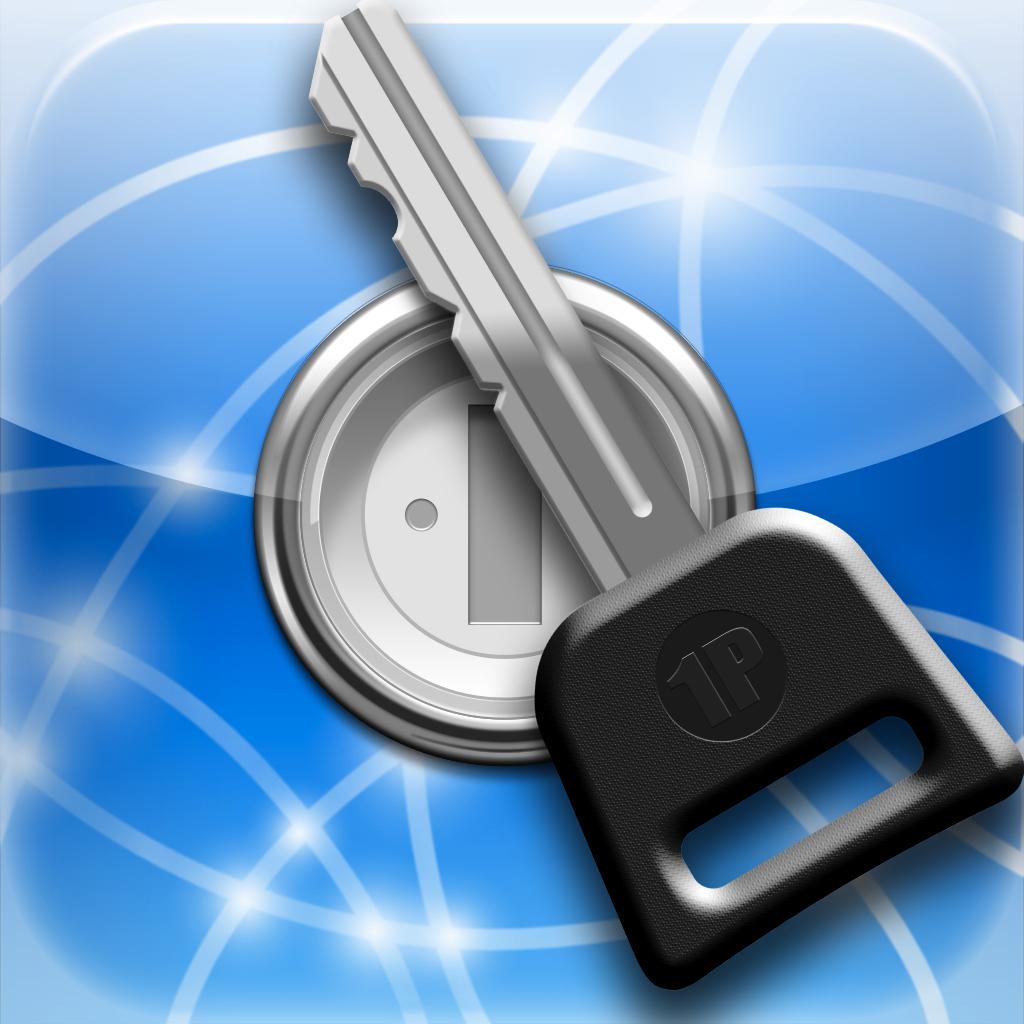 1Password for iPad (AppStore Link)